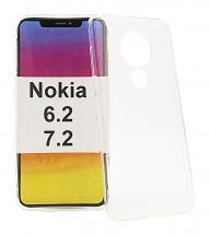 billigamobilskydd.se Ultra Thin TPU Kotelo Nokia 6.2 / 7.2