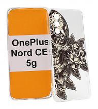 billigamobilskydd.se TPU-Designkotelo OnePlus Nord CE 5G
