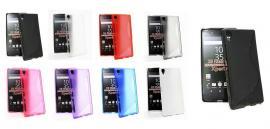 billigamobilskydd.se S-Line TPU-muovikotelo Sony Xperia Z5 Premium (E6853)