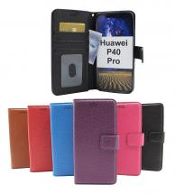 billigamobilskydd.se New Jalusta Lompakkokotelo Huawei P40 Pro