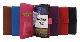 billigamobilskydd.se New Jalusta Lompakkokotelo Nokia 3.2