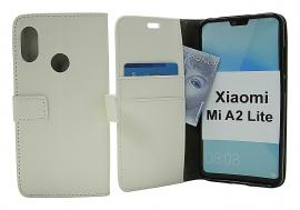 billigamobilskydd.se Jalusta Lompakkokotelo Xiaomi Mi A2 Lite