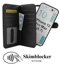 CoverIn Skimblocker XL Magnet Wallet iPhone 12 Pro Max (6.7)
