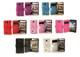 CoverIn Lompakkokotelot LG Optimus F5 (P875)