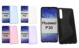 billigamobilskydd.se S-Line TPU-muovikotelo Huawei P30