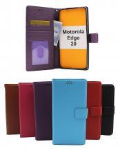 billigamobilskydd.se New Jalusta Lompakkokotelo Motorola Edge 20