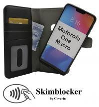 billigamobilskydd.se Skimblocker Magneettikotelo Motorola One Macro