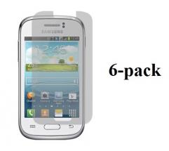 billigamobilskydd.se Kuuden kappaleen näytönsuojakalvopakett Samsung Galaxy Young