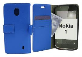 billigamobilskydd.se Jalusta Lompakkokotelo Nokia 1