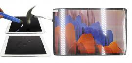 billigamobilskydd.se Näytönsuoja karkaistusta lasista Samsung Galaxy Tab S7+ 12.4 (T970/T976)