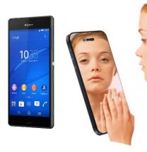 billigamobilskydd.se Peilinäytönsuoja Sony Xperia Z3 (D6603)