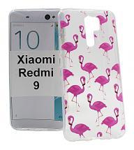 billigamobilskydd.se TPU-Designkotelo Xiaomi Redmi 9