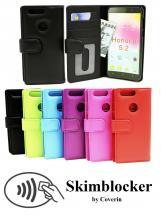 billigamobilskydd.se Skimblocker Lompakkokotelot Huawei Honor 8