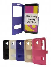 billigamobilskydd.se Flipcase Samsung Galaxy J6 Plus (J610FN/DS)