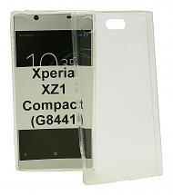 billigamobilskydd.se Ultra Thin TPU Kotelo Sony Xperia XZ1 Compact (G8441)
