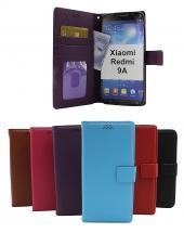 billigamobilskydd.se New Jalusta Lompakkokotelo Xiaomi Redmi 9A