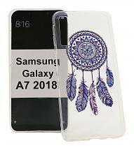 billigamobilskydd.se TPU-Designkotelo Samsung Galaxy A7 2018 (A750FN/DS)