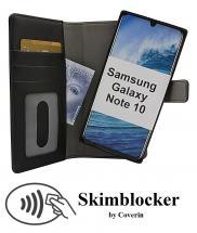 billigamobilskydd.se Skimblocker Magneettikotelo Samsung Galaxy Note 10 (N970F/DS)