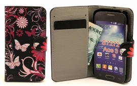 billigamobilskydd.se Mobiltaske Samsung Galaxy Ace 3 (s7275)