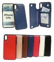 billigamobilskydd.se CardCase-suojakuori iPhone X/Xs:lle