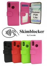 billigamobilskydd.se Skimblocker Lompakkokotelot Huawei P20 Lite