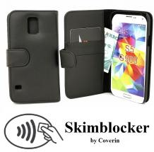 billigamobilskydd.se Skimblocker Lompakkokotelot Samsung Galaxy S5 (G900F/G903F)