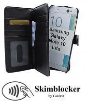 CoverIn Skimblocker XL Magnet Wallet Samsung Galaxy Note 10 Lite (N770F)
