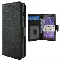 billigamobilskydd.se New Jalusta Lompakkokotelo Sony Xperia Z3 Compact (D5803)