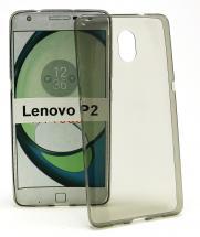 billigamobilskydd.se Ultra Thin TPU Kotelo Lenovo P2