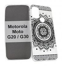 billigamobilskydd.se TPU-Designkotelo Motorola Moto G20 / Moto G30