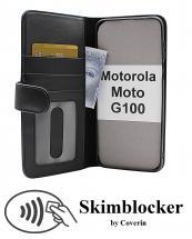 CoverIn Skimblocker Lompakkokotelot Motorola Moto G100