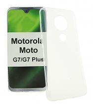 billigamobilskydd.se Ultra Thin TPU Kotelo Motorola Moto G7 / Moto G7 Plus
