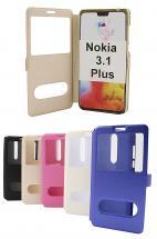 billigamobilskydd.se Flipcase Nokia 3.1 Plus