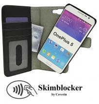 CoverIn Skimblocker Magneettikotelo OnePlus 5