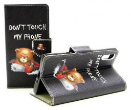 billigamobilskydd.se Kuviolompakko Sony Xperia XZ (F8331)