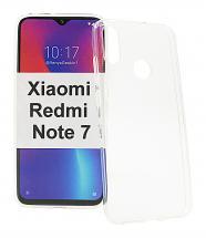 billigamobilskydd.se TPU-suojakuoret Xiaomi Redmi Note 7