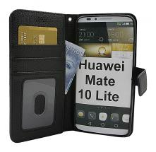billigamobilskydd.se New Jalusta Lompakkokotelo Huawei Mate 10 Lite (RNE-L21)