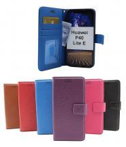 billigamobilskydd.se New Jalusta Lompakkokotelo Huawei P40 Lite E