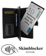CoverIn Skimblocker XL Magnet Wallet Samsung Galaxy Note 20 Ultra 5G (N986B/DS)
