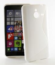 billigamobilskydd.se S-Line TPU-muovikotelo Microsoft Lumia 640 XL