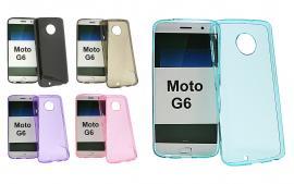 billigamobilskydd.se TPU-suojakuoret Motorola Moto G6