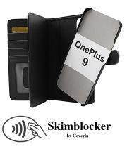 CoverIn Skimblocker XL Magnet Wallet OnePlus 9