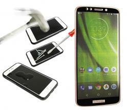 billigamobilskydd.se Full Frame Karkaistusta Lasista Motorola Moto E5 / Moto E (5th gen)