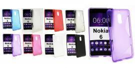 billigamobilskydd.se S-Line TPU-muovikotelo Nokia 6