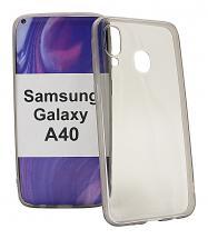 billigamobilskydd.se Ultra Thin TPU Kotelo Samsung Galaxy A40 (A405FN/DS)