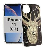 billigamobilskydd.se TPU-Designkotelo iPhone 11 (6.1)