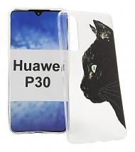 billigamobilskydd.se TPU-Designkotelo Huawei P30