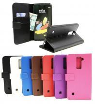 billigamobilskydd.se Jalusta Lompakkokotelo LG Stylus 2 (K520)