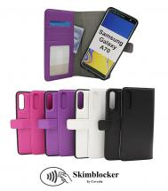 CoverIn Skimblocker Magneettikotelo Samsung Galaxy A70 (A705F/DS)