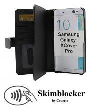 CoverIn Skimblocker XL Wallet Samsung Galaxy XCover Pro (G715F/DS)